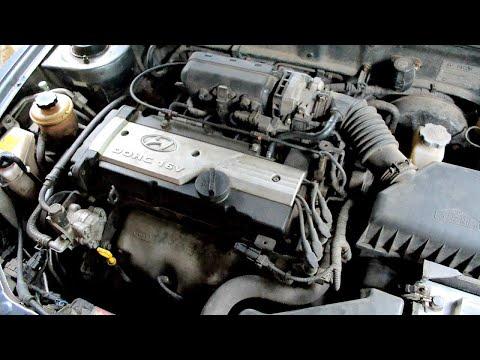 Hyundai Accent 2. (Getz,Elantra) Замена прокладки клапанной крышки и сальников свечных колодцев.
