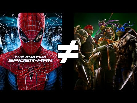 24 Reasons The Amazing Spiderman & Teenage Mutant Ninja Turtles Are Different