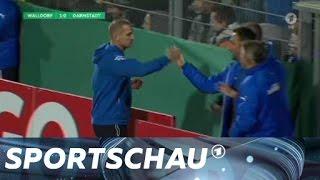 DFB-Pokal: Walldorf wirft Darmstadt raus | Sportschau