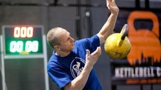 Kettlebell Juggling and Acrobatic Show / Силовое жонглирование гирями