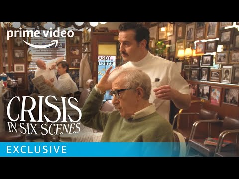 First Pictures Of Woody Allen's Amazon Prime TV Series 'Crisis in Six Scenes'
