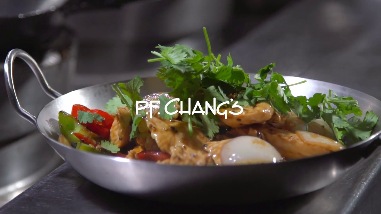 behindthewok p f chang s singapore black pepper chicken youtube