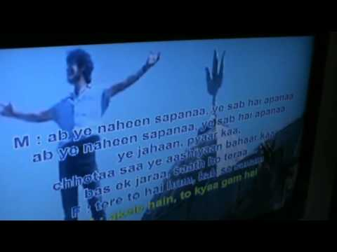 akele-hain-to-kya-gam-hai---qayamat-se-qayamat-tak-(-rajat's-karaoke-april-2016