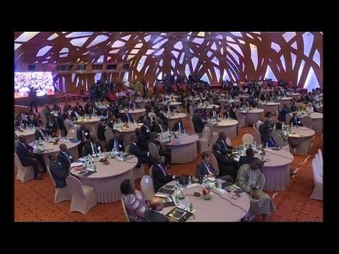 Ouverture de la 5è édition du Forum des marchés émergents sur l'Afrique