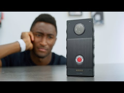 Download RED Hydrogen One Review: I Wanted this to be Great! Mp4 baru