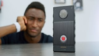 RED Hydrogen One Review: I Wanted this to be Great!