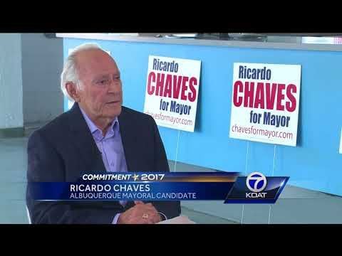 ABQ Mayoral Race: Get to know Ricardo Chaves
