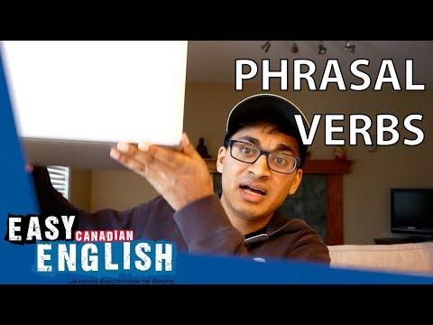 Super Easy English unit 5 Phrasal verbs in English