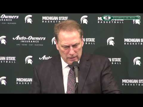 Michigan State 85 Indiana 57: Tom Izzo