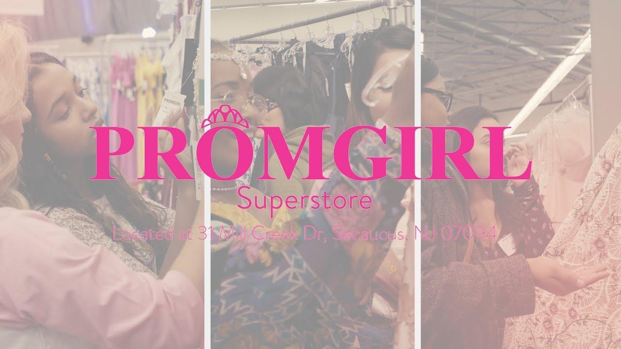 3e300e457c2 PromGirl s Superstore! - YouTube