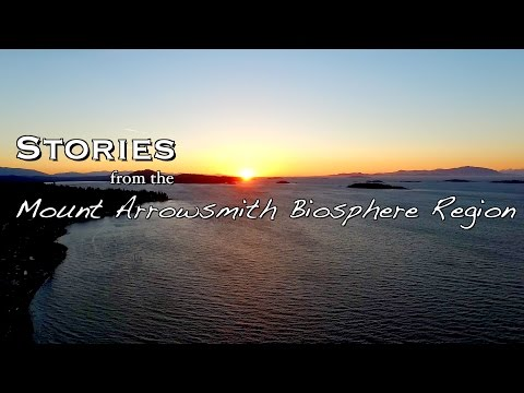 Stories from the Mount Arrowsmith Biosphere Region