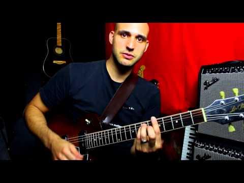 The Secret to playing Reggae Rhythm Guitar Properly