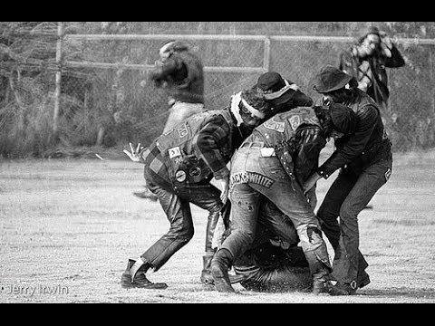The Outlaws Pagan Motorcycle Gang