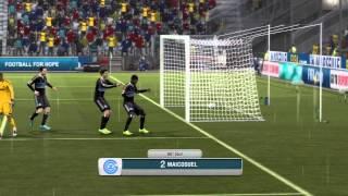 FIFA 12 Ultimate Team - verso la coppa da 5000 crediti (1/2)