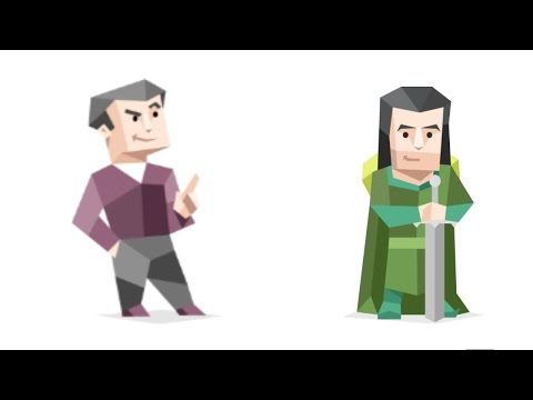ENTP on ENFJ: Two Minute Types.