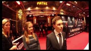 exQlusiv TV: Red Carpet at I AM Hardwell Documentary [Part 2]