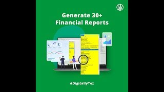 30+ Reports | Book Keeper Financial Report | Accounting Report | Balance Sheet | Profit | GSTR1