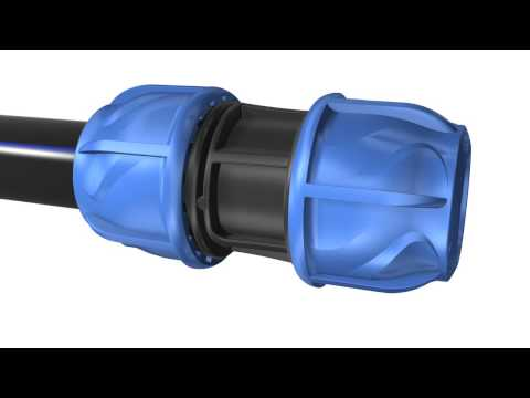 IJOINT Compression Fitting - GF Piping Systems - English