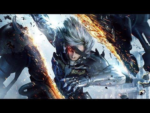 Metal Gear Rising: Revengeance   Кибер Самурай с волшебной палкой   #1