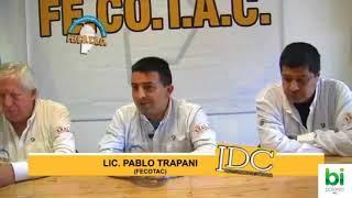 Entrevista a Pablo Trapani