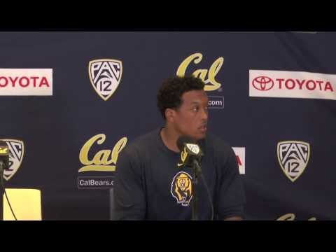 Cal Football: LB Hardy Nickerson - Arizona Post Game (Nov, 2. 2013)