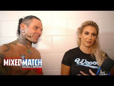 Charlotte Flair & Jeff Hardy find a silver lining in MMC defeat