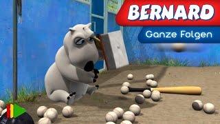 Bernard Bear - 25 - Baseball