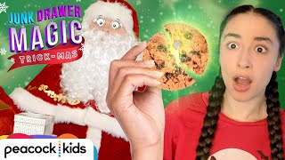 Magic Cookies For Santa | JUNK DRAWER MAGIC TRICKMAS