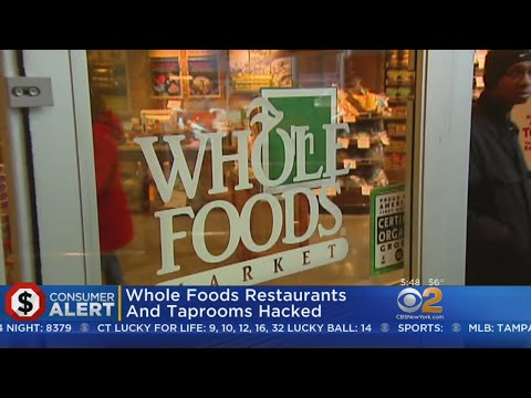 Whole Foods Says Customer Card Information Hacked In Restaurants, Taprooms