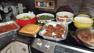 Sunday DinnerFavorite Dishes