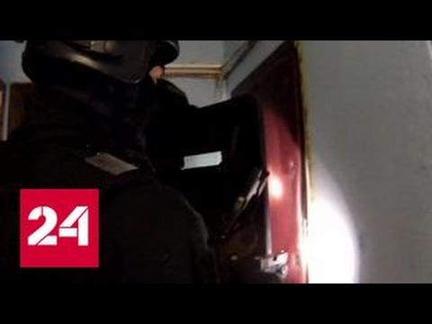 В Москве задержан один из напавших с оружием на инкассаторов