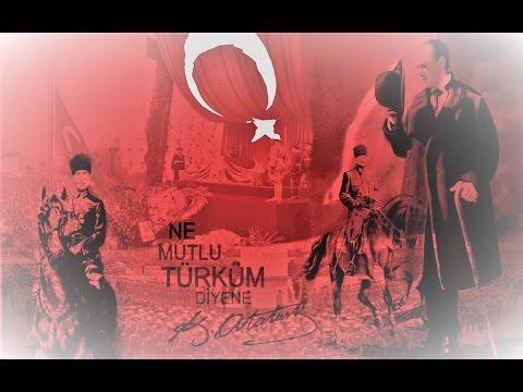 Haluk Levent - İzmir Marşı Fotoğraflarla Atatürk Klip HD