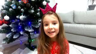 Папа и девочки - Новогодняя история про подарки для детей