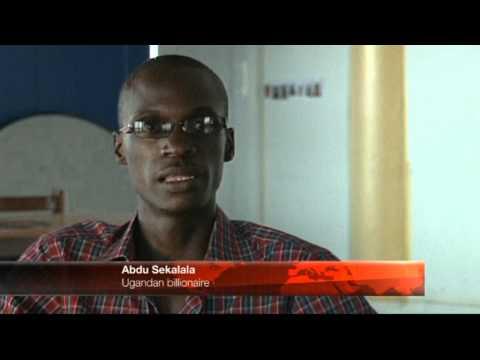 Uganda Apps Billionaire
