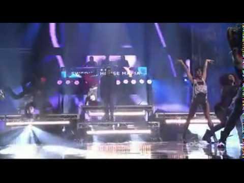 Usher -- 'DJ Got Us Fallin' In Love Again' Live American Music Awards