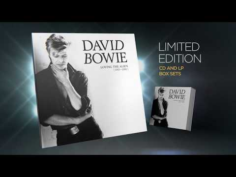 David Bowie - Loving The Alien [1983 - 1988] Unboxing Mp3