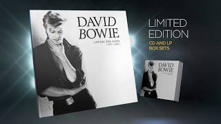 Gambar cover David Bowie - Loving The Alien [1983 - 1988] Trailer