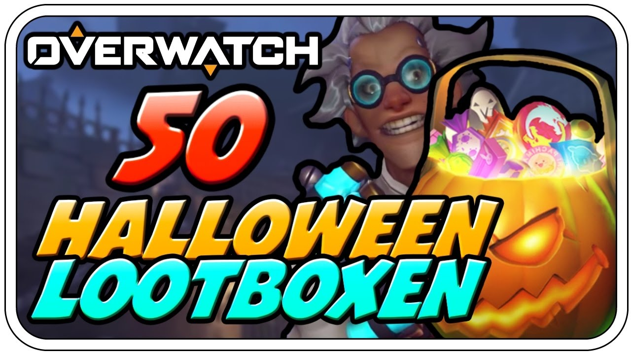Overwatch Lootboxen