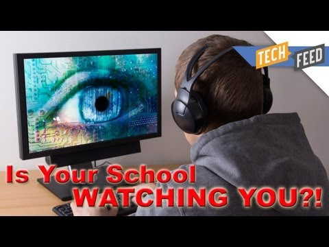 School District SPYING on Students?!