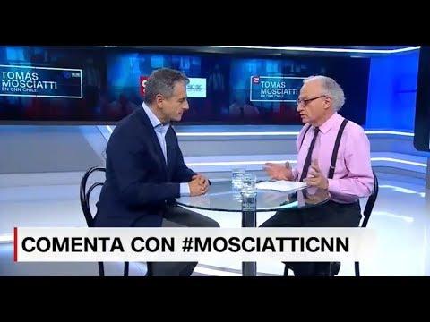 """Andrés Velasco: """"Me gustaría que el próximo pdte de Ciudadanos tuviera 40 años"""""""