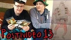 Postivideo 13 - Vappu! Mistä näitä jalkapallokortteja oikein tulee?
