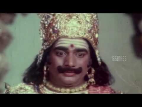 Ilangeswaran | Ramayana | Tamil Full Movie | K.R. Vijaya, Revathi | Saanhaa Movies