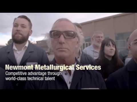 Newmont's Metallurgical Services