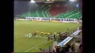 ASSE 2-3 (ap) Sochaux - Demi-finale de la Coupe de la Ligue 2003-2004