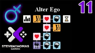SKS Plays Alter Ego:  Conclusion and Death  [Episode 11]