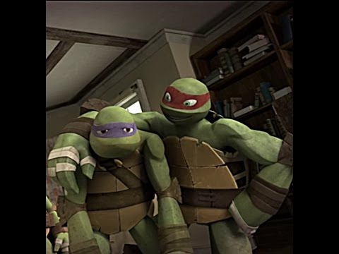 Tmnt 2012 Mikey And Raph Youtube