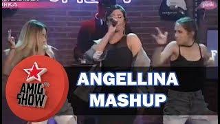 Angellina - Gadafi - Savrsen par - Ekstravagantno - Hotel - Bez sna (Mashup) (Ami G Show S ...