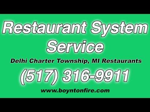 Restaurant System Service Delhi Charter Township MI