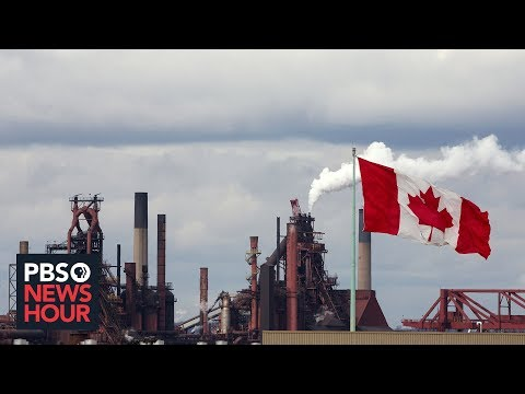 News Wrap: Trump to lift aluminum tariffs on Canada and Mexico