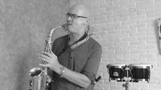 Morning saxophone